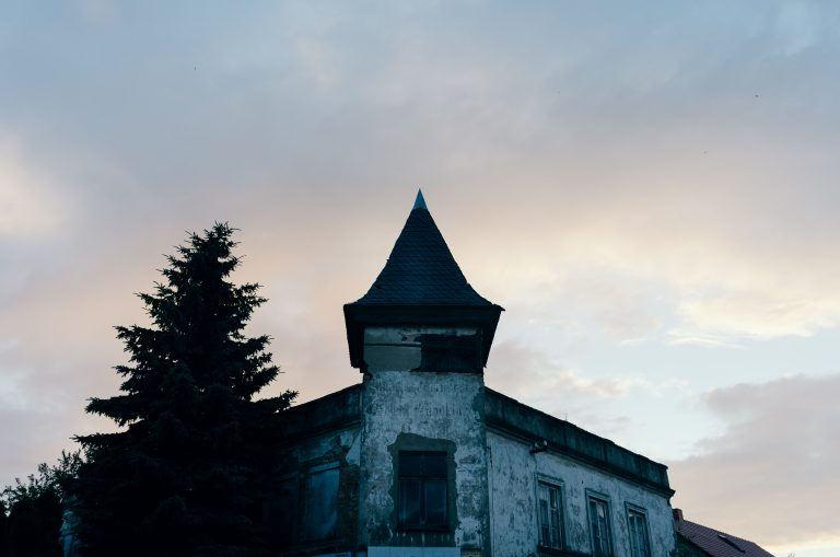 SpookyOldHouse